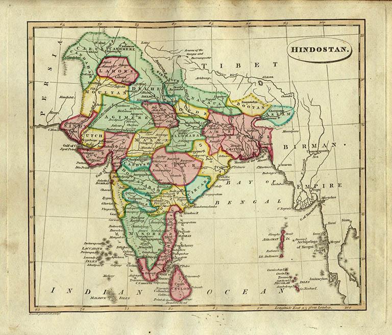 Histoire de l'Inde - Hindostan