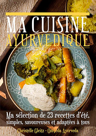 eBook - Cuisine Ayurvédique été