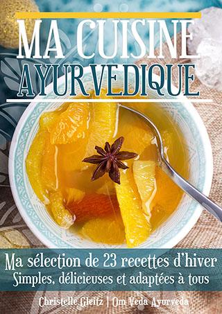 eBook - Ma cuisine Ayurvédique d'hiver