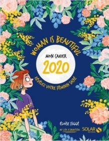 livre woman is beautiful 2020 eloïse figgé